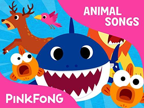 Amazon Com Pinkfong Animal Songs Pinkfong