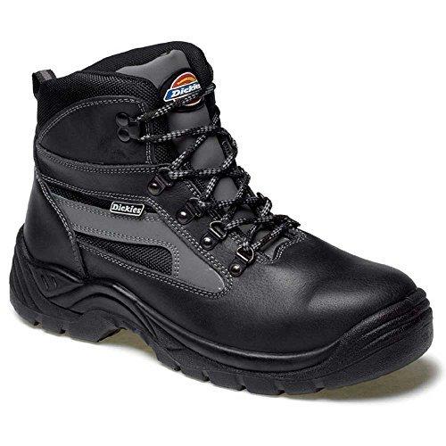 Dickies Workwear Herren Super Severn FA23500B Safety Stiefel S3 schwarz Schwarz
