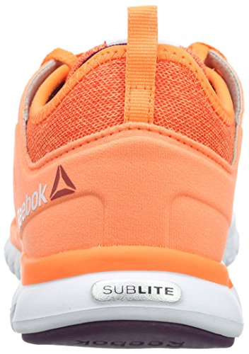 Scarpe 2 Orchd Corsa 0 Donna Orange cel Arancione Da Authentic energy Sublite Reebok Mtm electric Peach wht wqxUFBXEU
