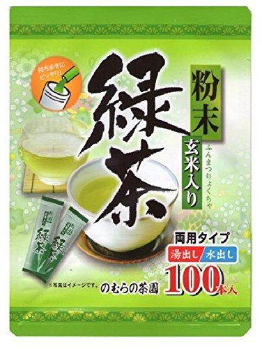 this-tea-powder-brown-rice-containing-green-tea-stick-05g-100-nomura