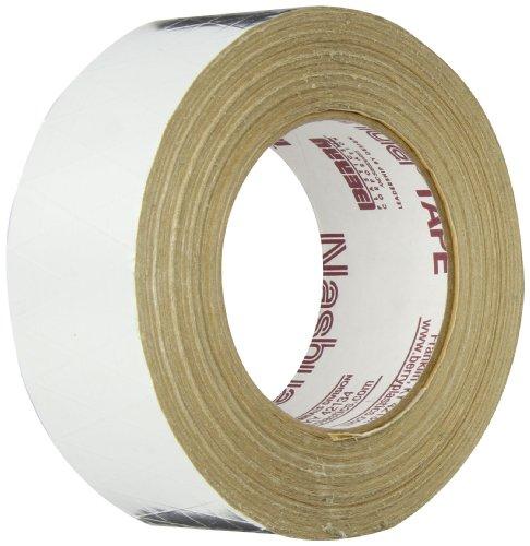 Nashua Foil Tape (Nashua FSK Foil-Scrim-Kraft Insulation Jacketing Tape, 46m Length x 48mm Width, Aluminum)