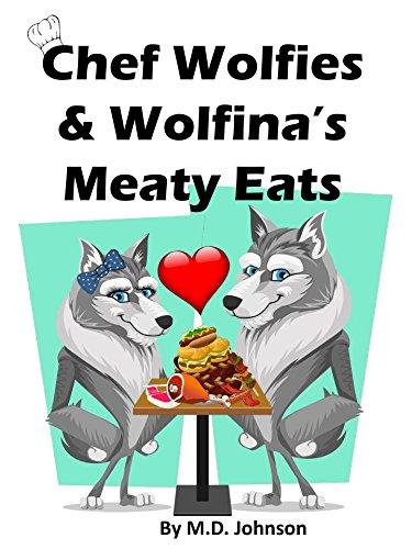 Chef Wolfies & Wolfina's Meaty (Cuisine D'halloween)