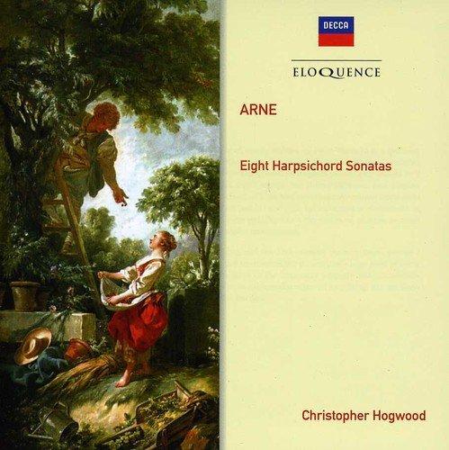 Arne: 8 Harpsichord Sonatas