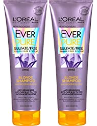 L'Oreal Paris Hair Care Ever Pure Blonde Shampoo Sulfate...