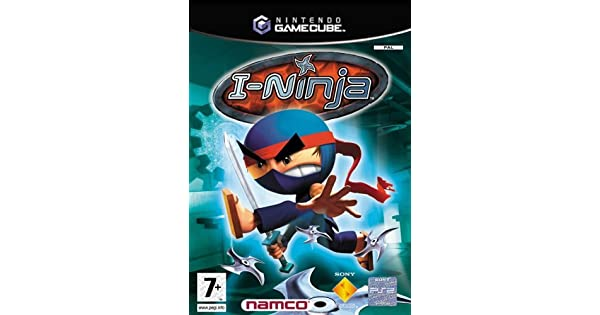 I-Ninja (GameCube) by Namco: Amazon.es: Videojuegos