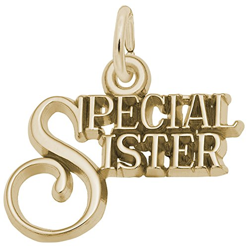 10k Yellow Gold Special Sister