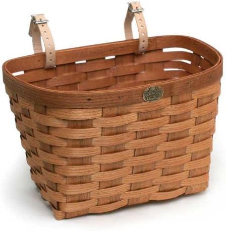Peterboro Original grande cesta para bicicleta: Amazon.es: Jardín