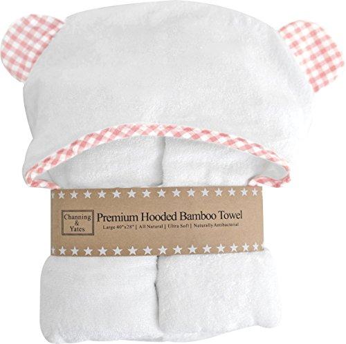 hooded towel set white - 1