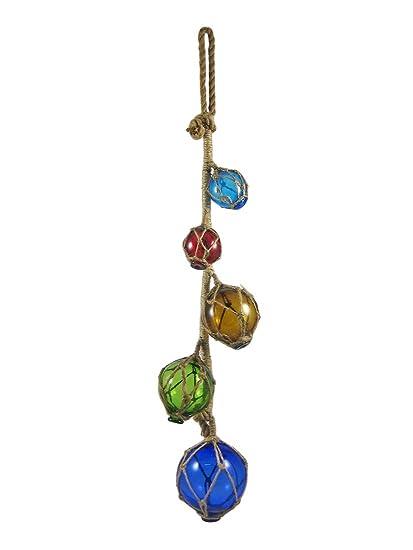 5 bolas de cristal pesca flotador boya – reproducción náutico