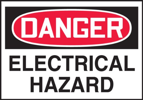 Electrical Hazard Sign - 4