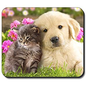 Art Plates brand - Best Friends Mouse Pad
