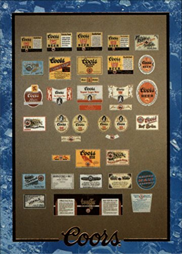 Coors Label - 6