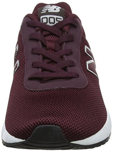 white Cl Baskets burgundy Enfant New Mixte 5 Balance Rouge 8qwE0T