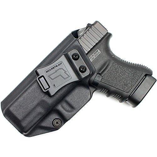 Tulster Glock 29/29sf/30/30sf Holster IWB Profile Holster (Black - Left Hand)