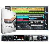 Presonus Quantum 2 22x24 Thunderbolt 2 Audio Interface & StudioOne Pro