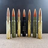 50 cal bottle opener marine - Personalized 50 Caliber Custom Bullet bottle Opener