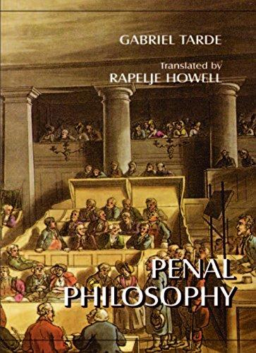 Penal Philosophy. Set in 2 Volumes
