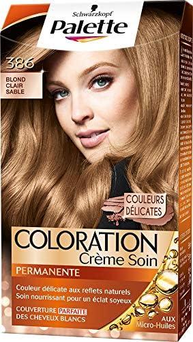 Schwarzkopf Palette Coloration Permanente Cheveux Blond