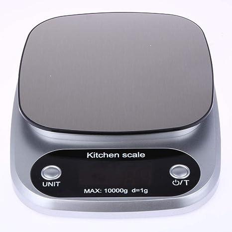 Básculas de cocina Alimentos para hornear Peso LCD digital ...