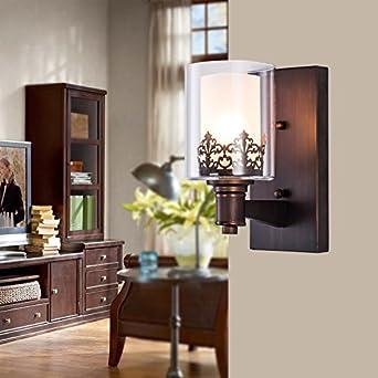 Wandleuchten modern living room Restaurant Schlafzimmer Bett gang ...