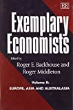 img - for Exemplary Economists: Europe, Asia and Australasia (Elgar Monographs) book / textbook / text book