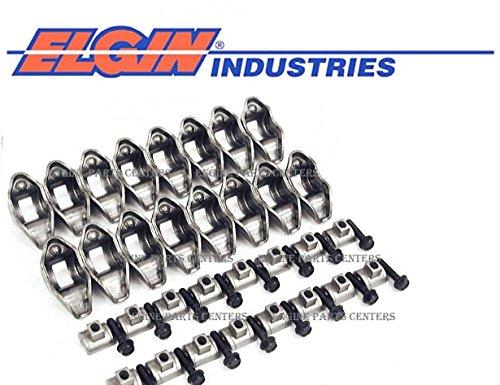Ford 400 Big Block (Rocker Arms 351C 351M 400 429 460 Ford Mercury bb bbf Big Block Set of (16))