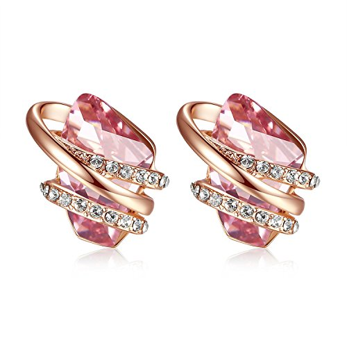 leafael-wish-stone-rose-gold-plated-pink-earrings-made-with-crystals-from-swarovski