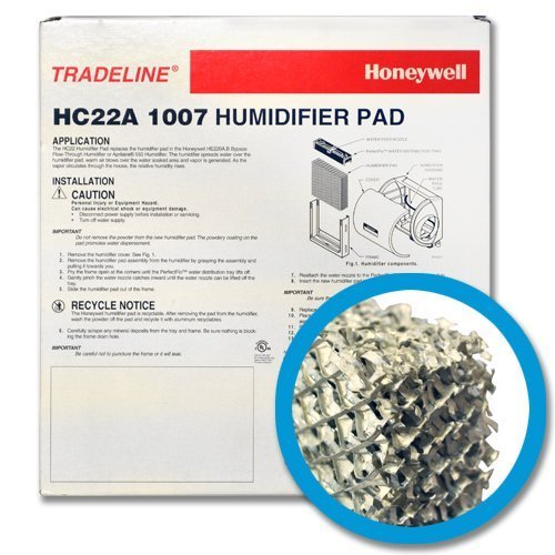 Honeywell HC22A 1007 Humidifier Pad, (Honeywell He220a Humidifier)