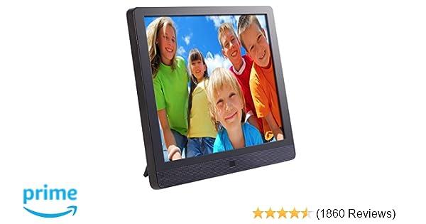 Amazon Pix Star 104 Inch Wi Fi Cloud Digital Photo Frame
