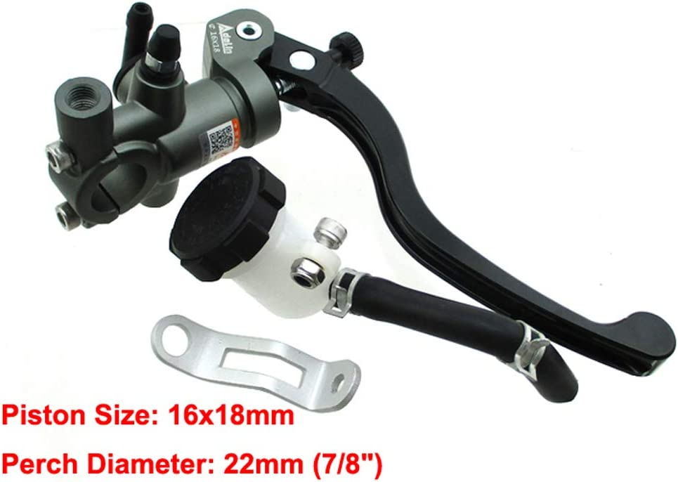 Moto leva di ricambio per pompe anteriore radiale del freno per PR 19 x 18 16 x 18 Adelin 19 RCS 16 RCS 17,5 RCS pieghevole