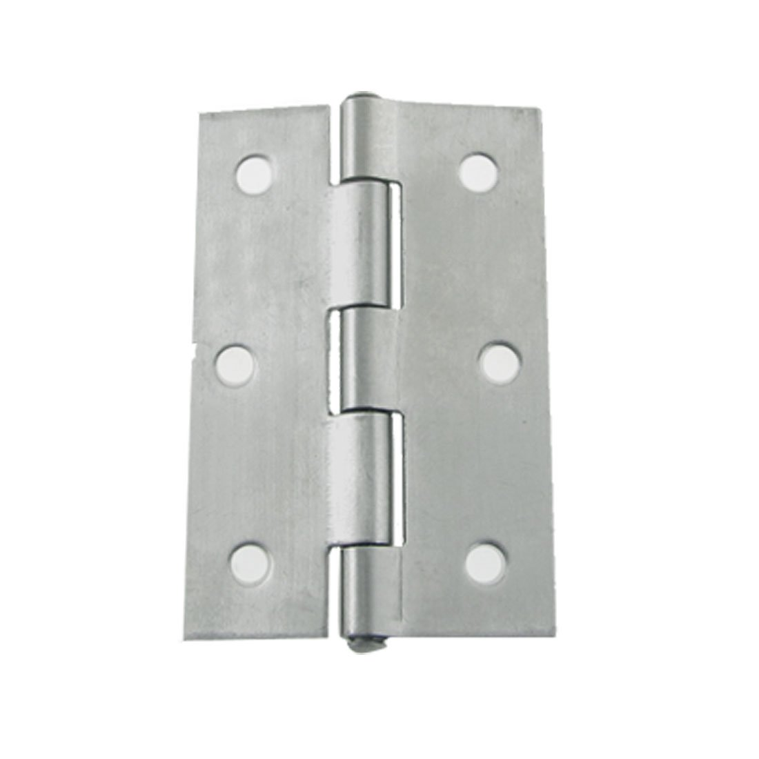 uxcell® 2 Pcs Metal Single Action Door Hinges 2.5' Length a11120200ux0482