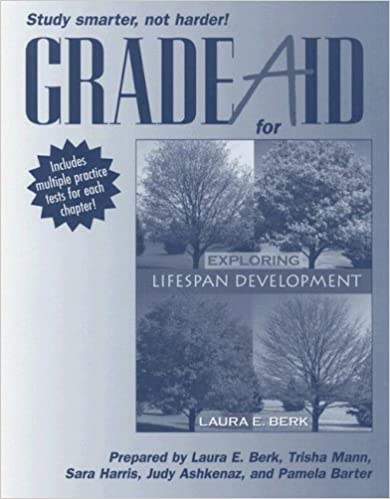 Grade aid workbook with practice tests for exploring lifespan grade aid workbook with practice tests for exploring lifespan development laura e berk 9780205547050 amazon books fandeluxe Image collections