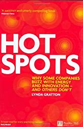 Hot Spots: Why Some Companies Buzz with Energy and Innovation - and Others Don't