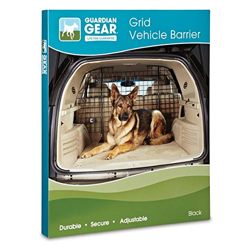 Guardian Gear Grid Pet Vehicle Barriers, Dog Barrier for ...
