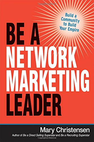 be a network marketing superstar pdf free download