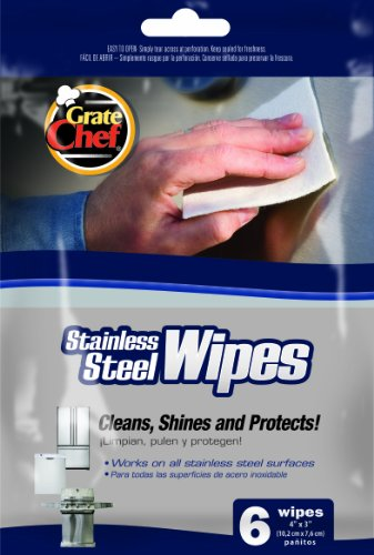 Grate Chef 401 1200 Stainless Cleaning product image