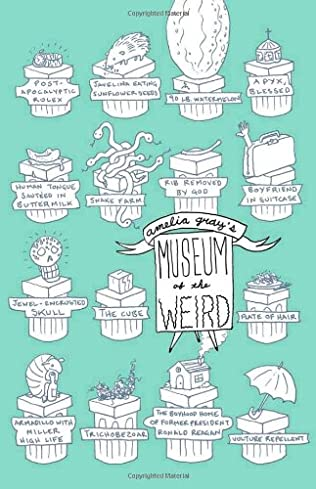 book cover of Museum of the Weird