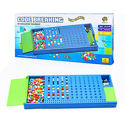 Xiaodaxia Mastermind Code Breaking Craking Board Games Kids Children Toy Family Party Gift