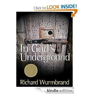 In God's Underground Richard Wurmbrand