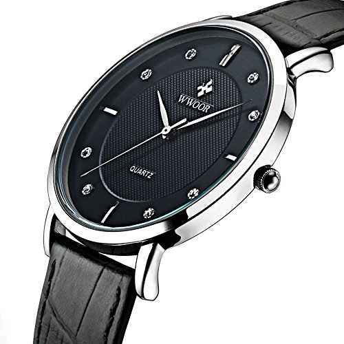 Tonnier Wristwatch Business Genuine Leather product image