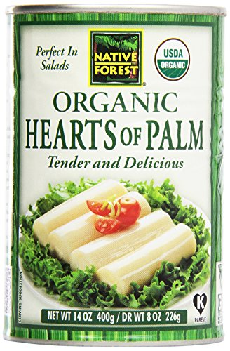 Price comparison product image Native Forest,  Organic Hearts of Palm,  14 oz