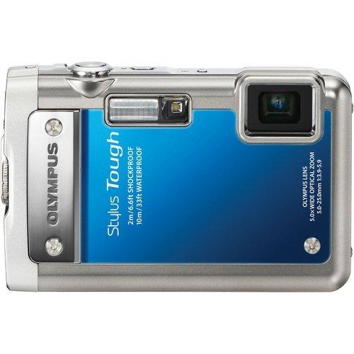 Olympus Tough Waterproof Camera 14Mp - 2