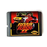 Taka Co 16 Bit Sega MD Game Road Rash II 16 bit MD Game Card For Sega Mega Drive For Genesis