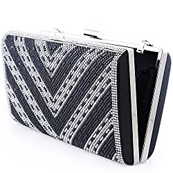 Elegantly Beaded Luxury Purse