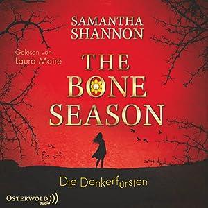 Die Denkerfürsten (The Bone Season 2) Hörbuch