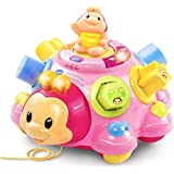 VTech Crazy Legs Learning Bugs - Pink