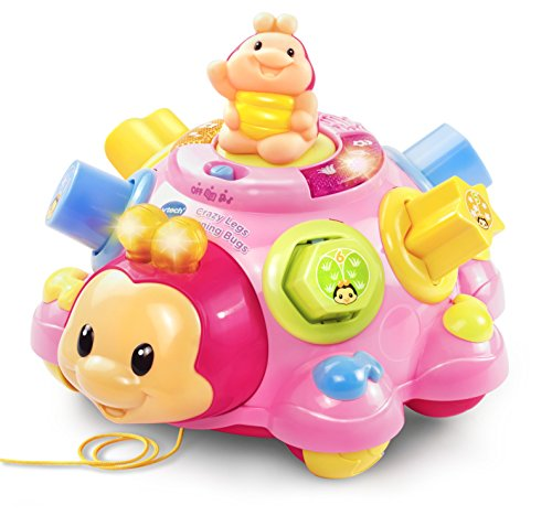 VTech Crazy Legs Learning (Crazy Pink Ladybug)