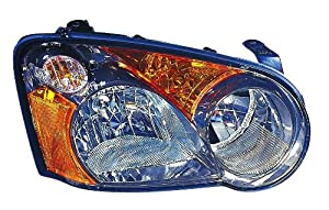 Depo 320-1116R-AS7 Subaru Impreza/Outback Passenger Side Replacement Headlight Assembly
