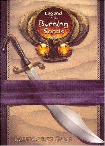 L5R Legend of the Burning Sands *OP