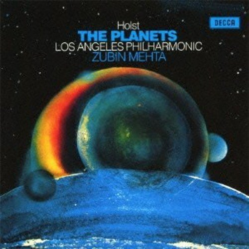 mehta holst the planets CD Covers